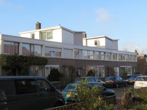 Rudolf van Baarlestraat Oss